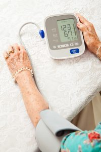 vérnyomás mérése