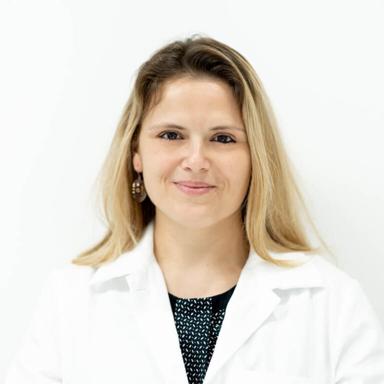 Dr. Fekete Réka radiológus